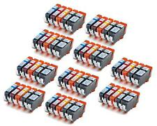 50 PK INK PGI-225 CLI-226 XL NON-OEM FOR CANON PIXMA MG5220 MG6120 MG8120 MX882