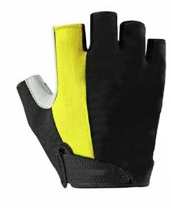 Cycling Half Finger Short Gloves Padded Breathable MTB Bike Gloves