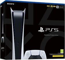Sony PlayStation 5 Edizione solo digitale *Preordine Gamestop al D1*