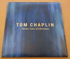 TOM CHAPLIN Twelve Tales Of Christmas Sampler UK numbered 6-track promo only CD