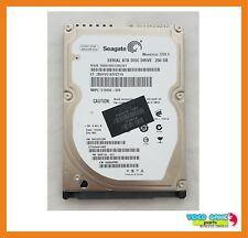 """Disco Duro Seagate 250GB 7200RPM 2.5"""" 5V Hdd Sata ST9250410AS / 9HV142-022"""