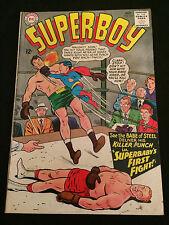 Superboy #124 Vg/Vg+ Condition