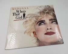 Madonna Who's That Girl Soundtrack LP 1987 Vinyl NEW Sealed sire records
