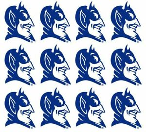 """Duke Blue Devils Cupcake Toppers Edible Image 2"""" Frosting Circles"""