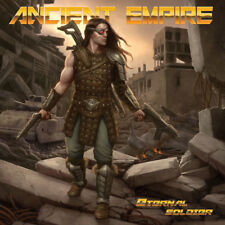ANCIENT EMPIRE - Eternal Soldier (NEW*4th CD*US POWER METAL*HELLHOUND*J.PANZER)