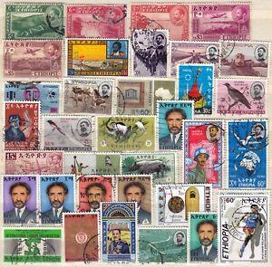 Äthiopien Zusammenstellung