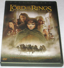 The Lord of the Rings The Fellowship of the Ring DVD 2002 2-Disc Set Full Frame