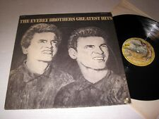 THE EVERLY BROTHERS Greatest Hits BARNABY NM/NM- 2LP