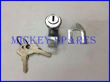 Steering Lock / Schloß Lenker Vespa VNA VNB VBB Sprint VLB etc