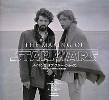 The Making of Star Wars Film Making Photo Book