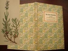 IB 269 Kräuterbuch Heilpflanzen Würze Kräuter wirkliche 1.Auflage 1936 selten