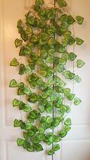 Joblot of 24 Silk Green leaf foliage Garland Decorations - wholesale type G
