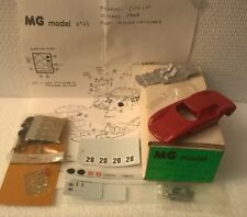 Ferrari  250LM 24h Le Mans '68 #20 MG Model 1/43 Kit montaggio RARE vintage