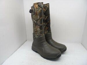"LaCrosse Men's 16"" AeroHead Sport Rubber Hunting Boots Realtree Camo Size 9M"