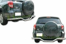 WynnTech Rear Bumper Protector Guard Single Pipe [Fits: 2006-2012 Toyota Rav4]