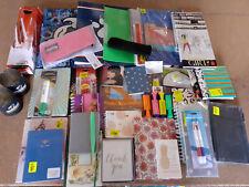 Lot Revendeur Destockage Palette de 50 articles scolaire bureau NEUF *18*