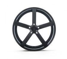 Rohana RC22 20x9/10 5x114mm +25 Matte Black Fits Toyota Lexus Nissan Infiniti