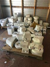 Pottery Mold Castings Ceramics Sculpting Slip Castings 1 Lot