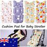 Baby Car Seat Stroller Pushchair Cushion Pram Warm Pad Cover Head Support UK