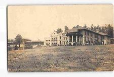 jwg01: TB SANATORIUM GLEN GARDNER NJ, circa 1912 historic RPPC/postcard