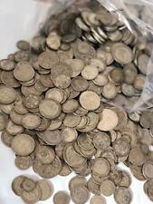 More details for pre 1947 british .500 silver coins 1kg .5kg choose amount bullion investment