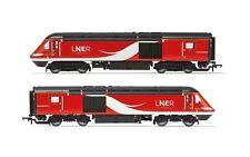 Hornby R3802 LNER, Class 43 HST, Power Cars 43315 and 43309 - Era 11 - BRAND NEW