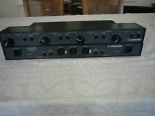 Gordon Model 5 Mic Preamp with Matched GC32 Remote Control, Excellent Condition