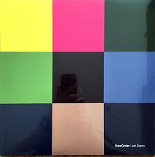 New Order LP+CD Lost Sirens - Europe (M/M - Scellé / Sealed)