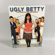 Ugly Betty The Complete Second Season DVD 2008 5-Disc Set