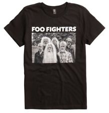 Foo Fighters OLD MEN T-Shirt NEW Dave Grohl Rock Band 100% Authentic