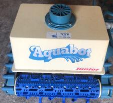 Aquabot Jr. JUNIOR robotica Inground POOL Automatic DETERGENTE non testato