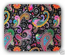 Colorful Paisley Flag Anti-Slip Mouse Pad Mice Gaming Mousepad Desktop Mous
