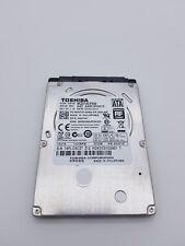 TOSHIBA 2.5 Zoll 320GB HDD 7200RPM 6Gbit/s 7mm Ultraslim SATA MQ01ACF032 Tested