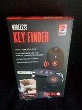 Smart Gear Wireless Key Finder 2 Piece Set, Locates 2 sets of keys
