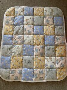 handmade patchwork quilt / Playmat  Disney Dumbo