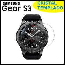 Cristal Templado Protector De Pantalla Para Samsung Gear S3 Frontier / Classic