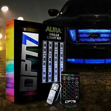 Pro OPT7 Aura Grille LED Exterior Multicolor Strip Light Kit 16 color Waterproof