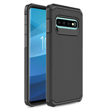 Shockproof Impact Hard Soft Case Cover For Samsung Galaxy S10 S10+ S10e