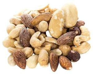 Sunburst Dry Roasted & Salted Classic Nut Mix (No Oil)