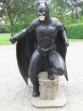 BATMAN Figur XL 96 cm Supermann Deko Held Film Fernsehen Werbung Kino Neu
