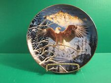 "1995 Assembly Of Pride ""Visions From Eagle Ridge"" Collector's Plate- Diana Casey"