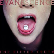 EVANESCENCE THE BITTER TRUTH [CD] (Released March 26th 2021)