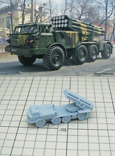 1/144 RESIN KITS Russian BM-27 Uragan Rocket Launcher
