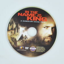 In the Name of the King: A Dungeon Siege Tale (DVD, 2008) DISC ONLY