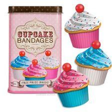 CUPCAKE PFLASTERBOX Bandages