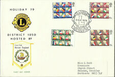 1979 Elections Lions Club Hayling Island official