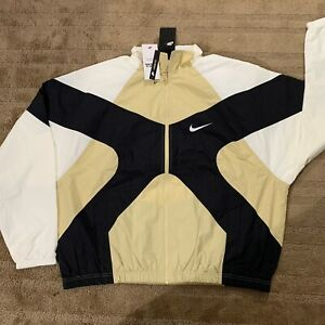 Nike 2019 Sportswear Reissue Woven Jacket - Men's LARGE BV5210 783 Vintage