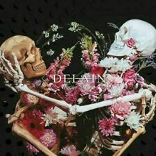 DELAIN Hunter's Moon CD +bluray ( MELODIC METAL FEMALE VOCALS )
