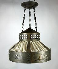Unikat - Bronze Leuchter - Künstlerarbeit - arts & crafts - online-antikwerk