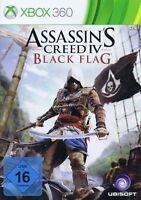 Assassin's Creed 4 IV: Black Flag XBOX 360 Spiel
